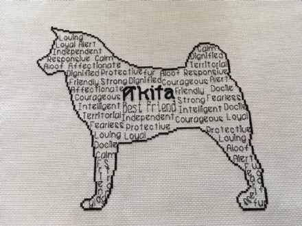 Akita In Words